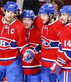 NHL - Montreal Canadiens Quiz Questions - 2