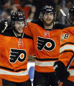 NHL - Philadelphia Flyers Quiz