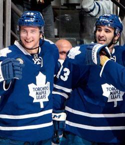 Ultimate Quiz On NHL - Toronto Maple Leafs