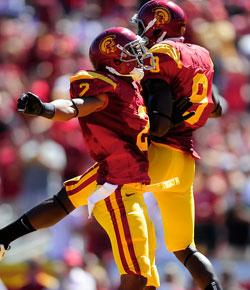 USC Trojans Football Trivia Question