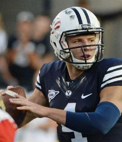 Super Quiz On Brigham Young Cougars Football