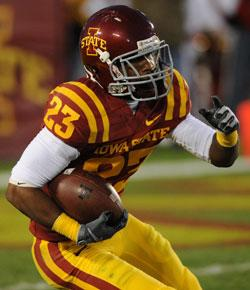 Are You A Iowa State Cyclones Football Lover?