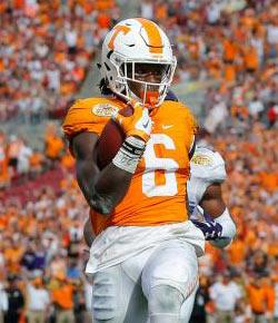 Are A You A Tennessee Vols Football Team Fan?