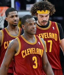 Test Your Knowledge On NBA - Cleveland Cavaliers