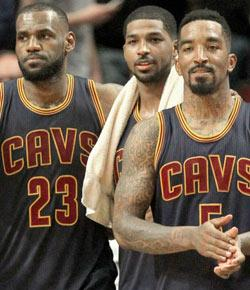 The Ultimate NBA - Cleveland Cavaliers Quiz