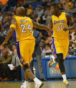 Quiz For NBA - Los Angeles Lakers