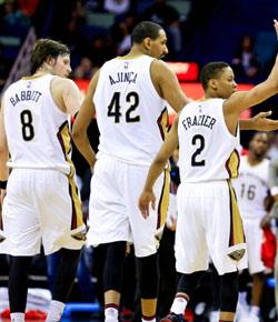 The Ultimate NBA - New Orleans Pelicans Trivia