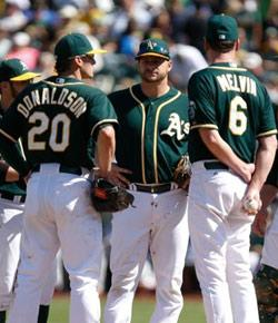 Some Hard Question About MLB - Oakland Athletics