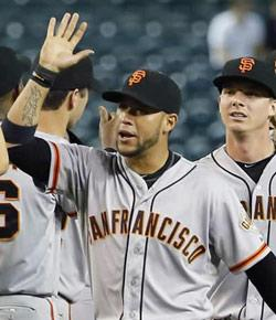 Test Your San Francisco Giants Knowledge II