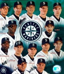 MLB - Seattle Mariners Quiz - 4