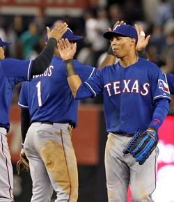 MLB - Texas Rangers Quiz