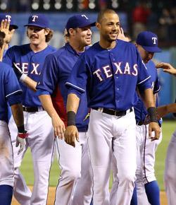 Interesting Quiz On MLB - Texas Rangers