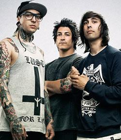 What Genre Suits On You From Pierce The Veil Rock Band