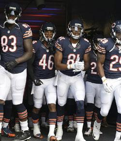 Awesome Quiz On NFL - Chicago Bears