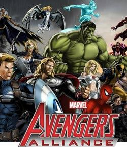 Avengers Alliance Quiz 2