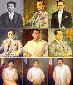 Philippine President Quiz