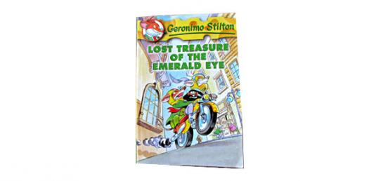 Geronimo Stilton The Lost Treasure Of The Emerald Eye