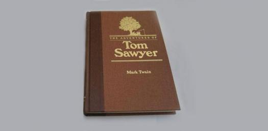 The Adventures Of Tom Sawyer By Mark Twain Quiz
