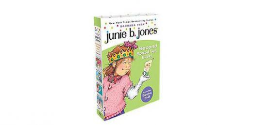 Junie B.jones And Her Big Fat Mouth Chapter 5&6