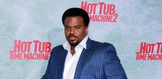 Do You Know Something About Craig Robinson?