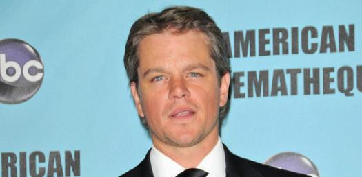 The Ultimate Challenging Quiz On Matt Damon