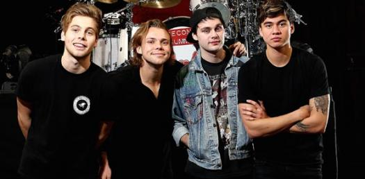 Which Member Of 5sos Is Most Like You?