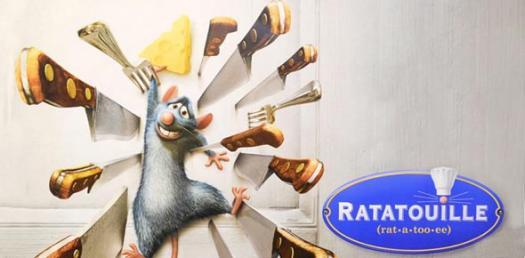 Ratatouille (2007) Movie Quiz