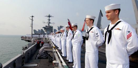 Ultimate Navy Dep Quiz