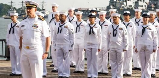 Navy Dep Quiz Chapter 1.4 (Sailor