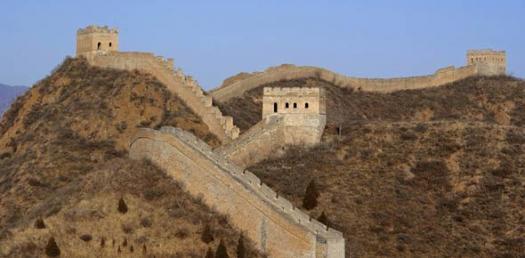 Great Wall Of China Quiz!
