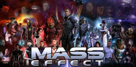 Mass Effect Races