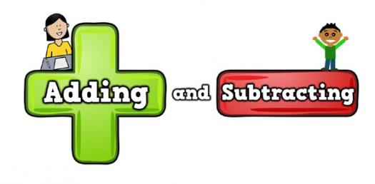 Adding And Subtracting Quiz