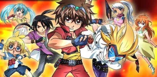 Which Bakugan Character Are You Most Like?
