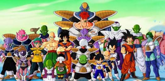 What Dragon Ball Z Character Are You?