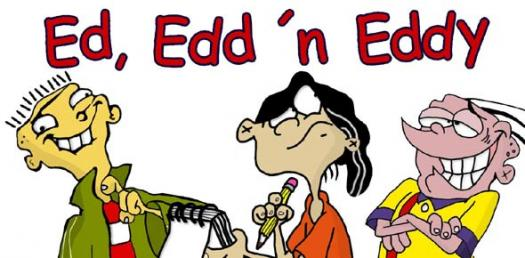 Which Ed, Edd And Eddy Character Are You?
