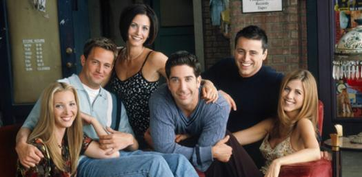 Friends Quiz! What Friends Character Are You?