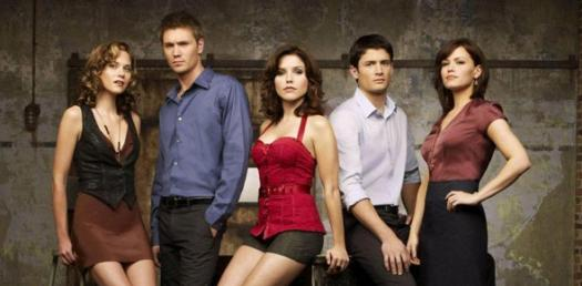 Find Out Which One Tree Hill Character Are You?