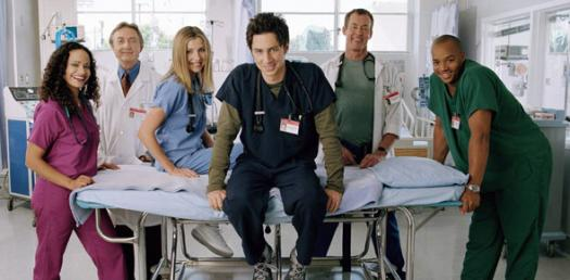 What Scrubs Character Are You The Most Like?