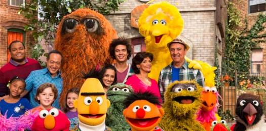 What Sesame Street Character Are You?