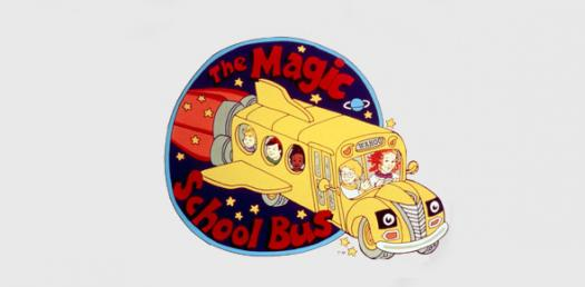 Magic School Bus Episode 1
