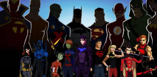 Which Young Justice Member Are You?