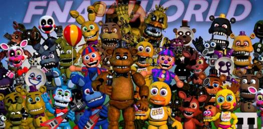 FNAF 4 Character: Which One Is You? - ProProfs Quiz