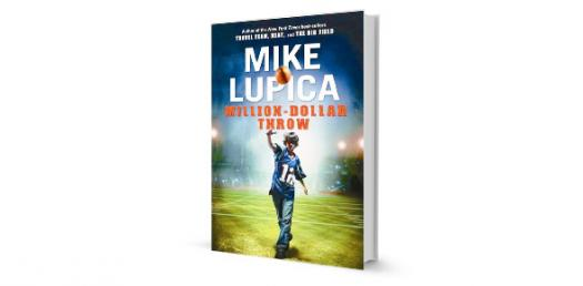 how many pages is the big field by mike lupica