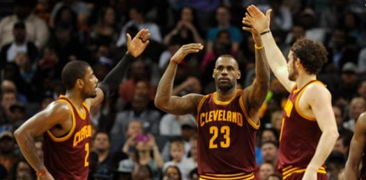 The NBA - Cleveland Cavaliers Trivia 2