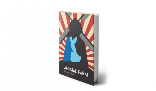 animal farm is trivial Animal farm is an allegorical novella by george orwell, first published in  england on 17 august 1945 according to orwell, the book reflects events  leading up.