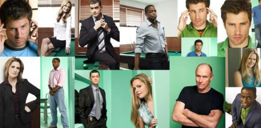 Can You Name The Psych Characters?