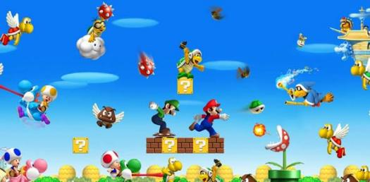 Do You Know About Super Mario Series Quiz?