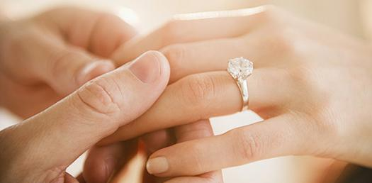 Guess The Celebrity Engagement Rings