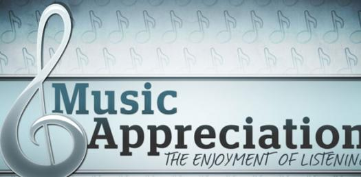 music appreciation final essay Essays are a vital part of writing, both in academic circles and in many professions being able to write good essays is a rare ability and those that can demonstrate a mastery of this writing form will quickly distinguish themselves from those who write poorly.