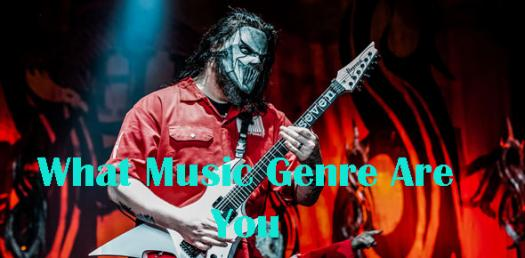 What Music Genre Are You? By Daniel L